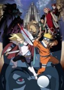 Аниме картинка Naruto the Movie: The Great Clash! The Phantom Ruins in the Depths of the Earth , Наруто фильм 2, Naruto: Gekijyouban Naruto Daigekitotsu! Maboroshi no Chiteiiseki Dattebayo!!