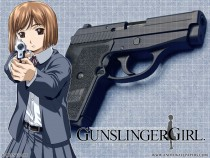 Gunslinger girl il teatrino ova школа убийц ova
