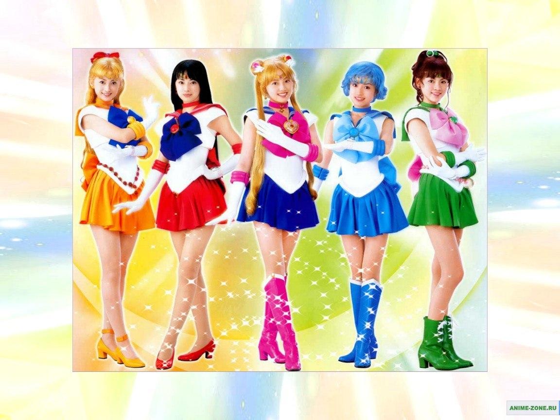 Sailor Moon Live Action Субтитры Скачать